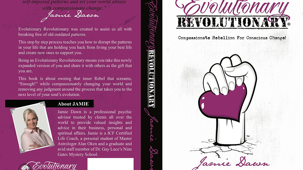 Evolutionary Revolutionary Workbook