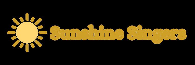 Sunshine Singers Vector Logo.png