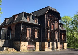 Johnson Barn before restoration