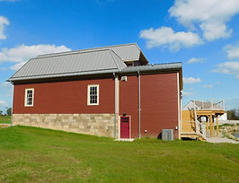 Henry's Barn side view