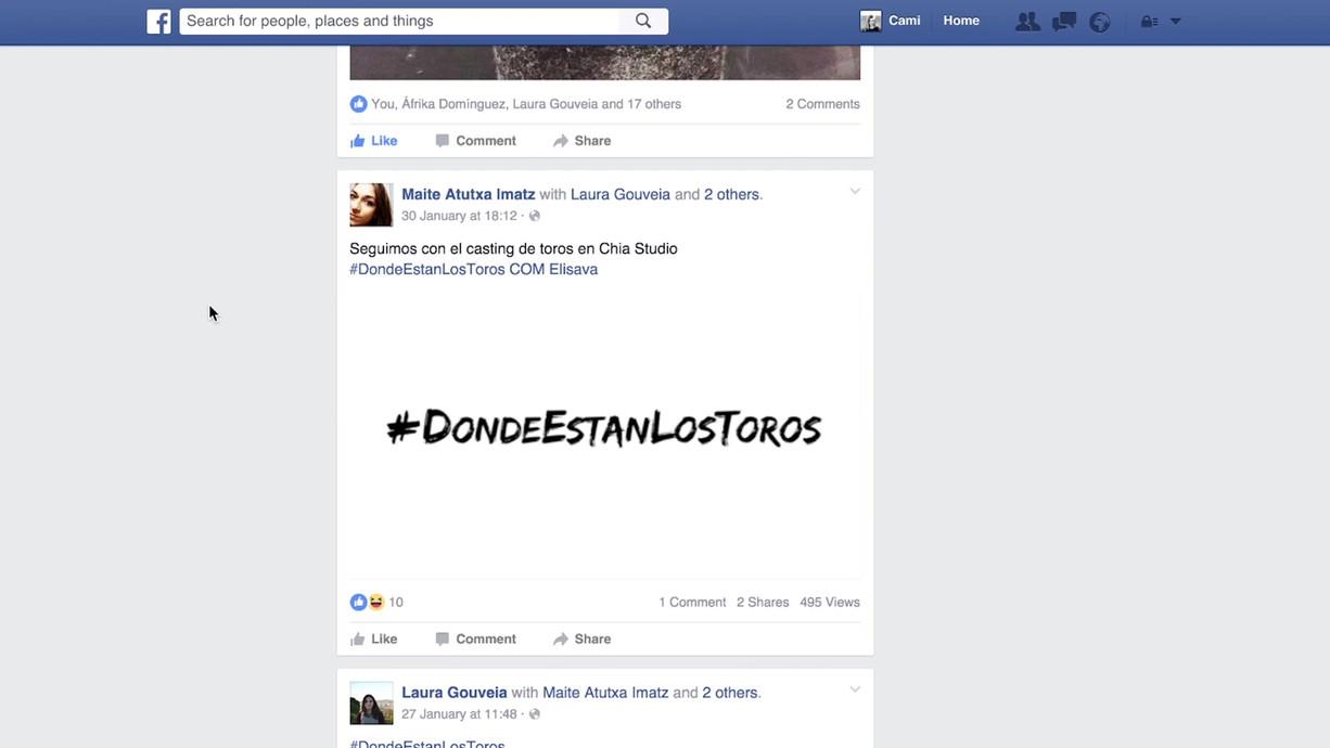 Social media difusion