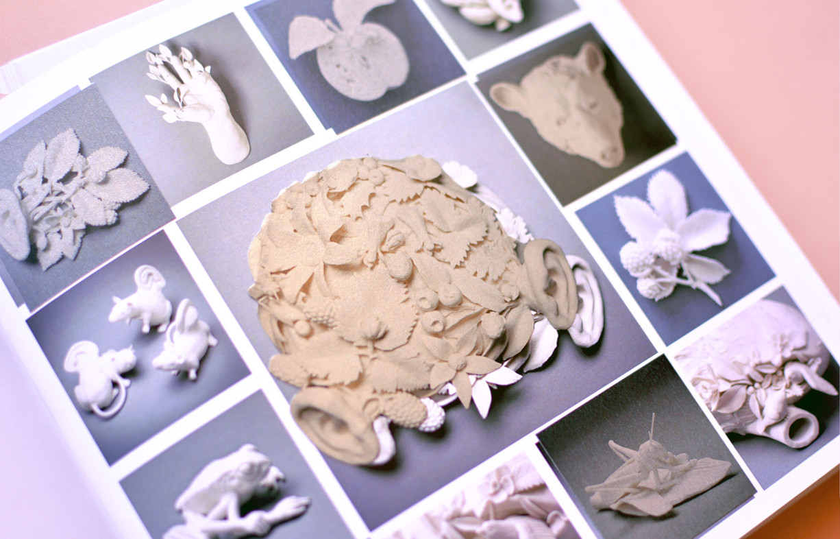 Reference: Kate MacDowell Sculptures