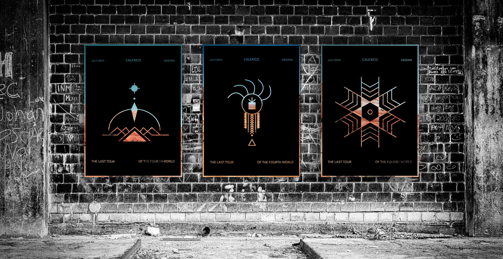 Concert Posters