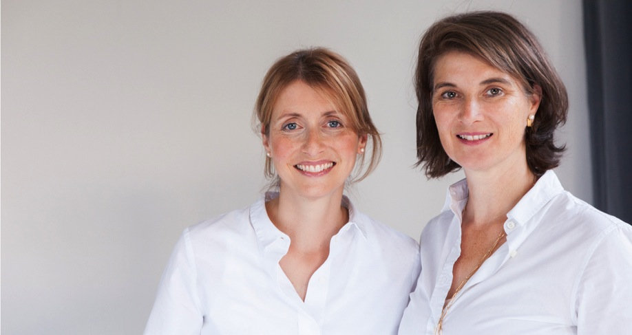 Friederike Al-Bazaz und Dr. Dominique van Zwoll