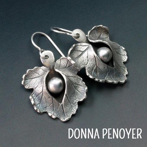 Silver Split-Leaf Jewelry with Donna Penoyer