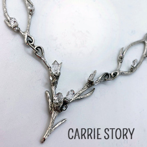 Bring it all Together: Silver, Argentium, Stones and Fusing with Carrie Story