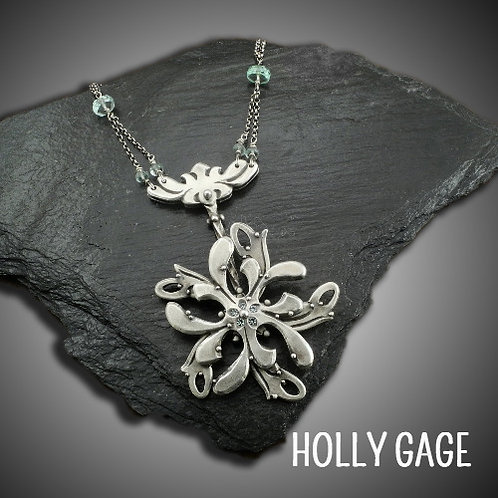 Ever-Changing World: Kinetic Pendant with Holly Gage