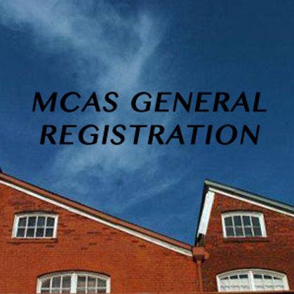General Registration