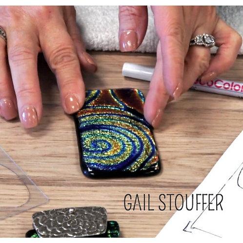 Kiln Fun! Creating Glass Cabochons with Gail Stouffer
