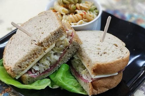 SATURDAY Sandwich or Wrap - Box Lunch