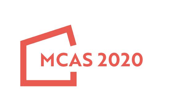 MCAS 2020 red logo