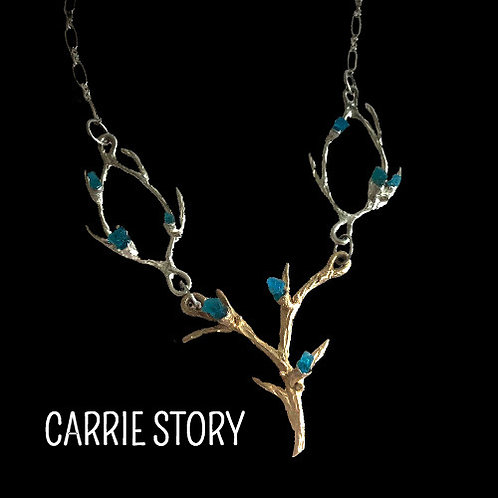 Bring It All Together - Silver, Bronze, Argentium, Stones and Fusing with Carrie