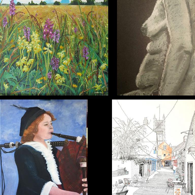 Exhibition: Colourscapes