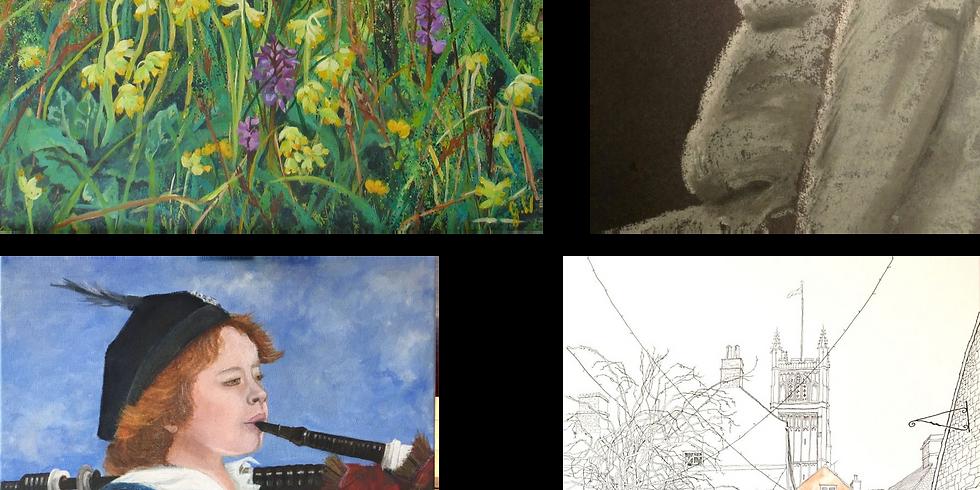 Exhibition: Colourscapes (Day 2)