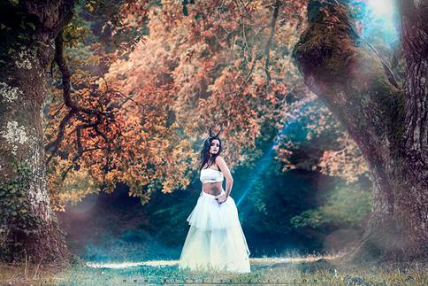 Onírica_El Espíritu del bosque