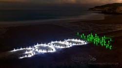 3000 luciernagos, Ejercito de Luz