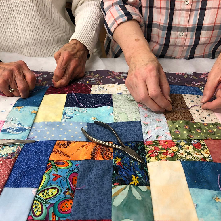 Under the Edge Quilters