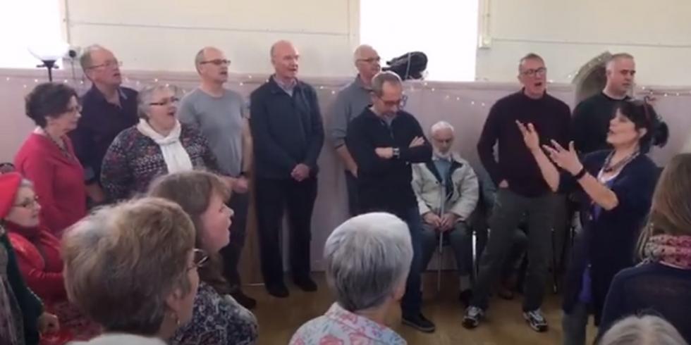 Round the Edge Community Choir