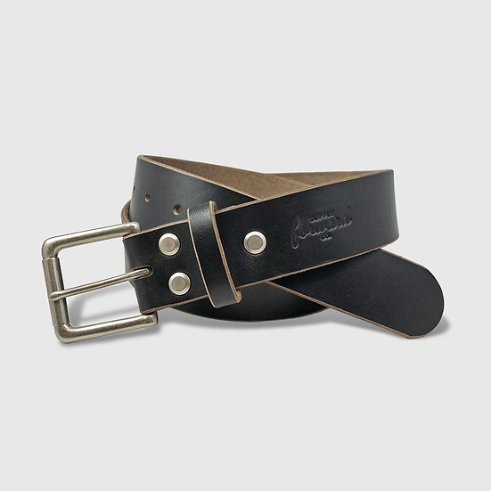 THE CLASSIC BELT - Black