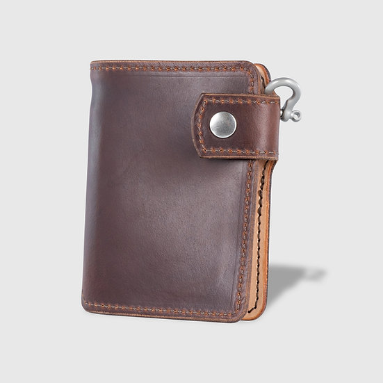 THE CHILSON WALLET - Brown