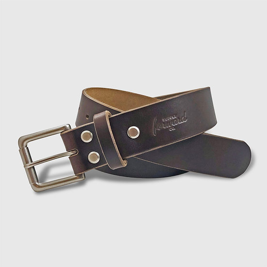 THE CLASSIC BELT - Brown