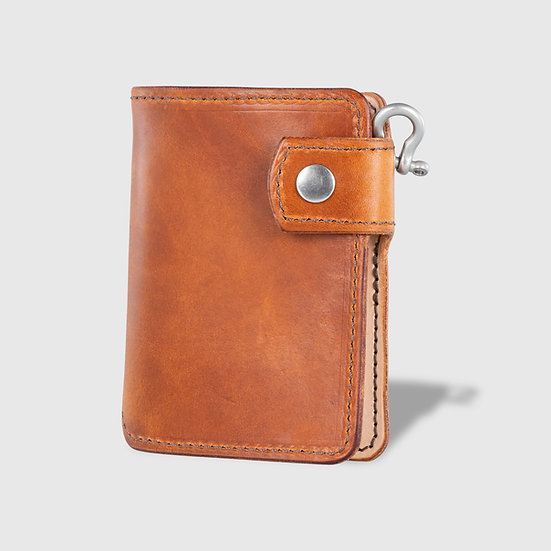 THE CHILSON WALLET - English Tan