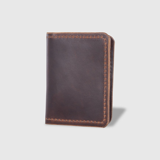 THE HOYT WALLET - Brown