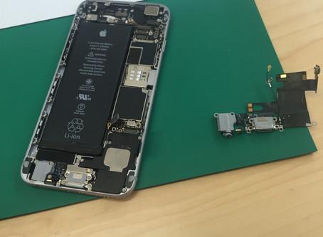 <修理事例> iPhone6 充電できない