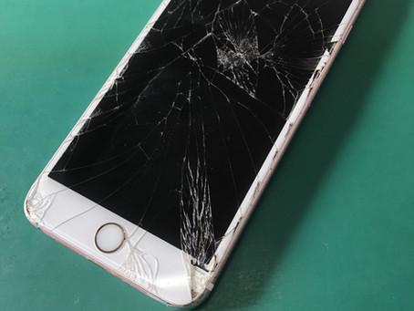 <修理事例> iPhone6s 液晶不良〜iPhoneは使用できません〜