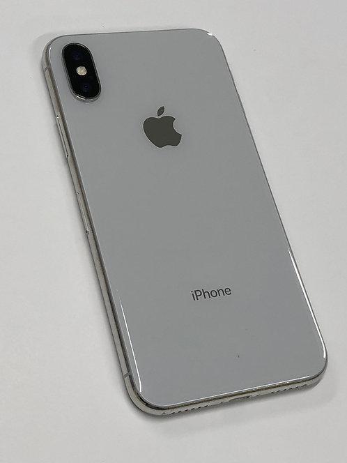 iPhoneX 64GB SIMロック解除済