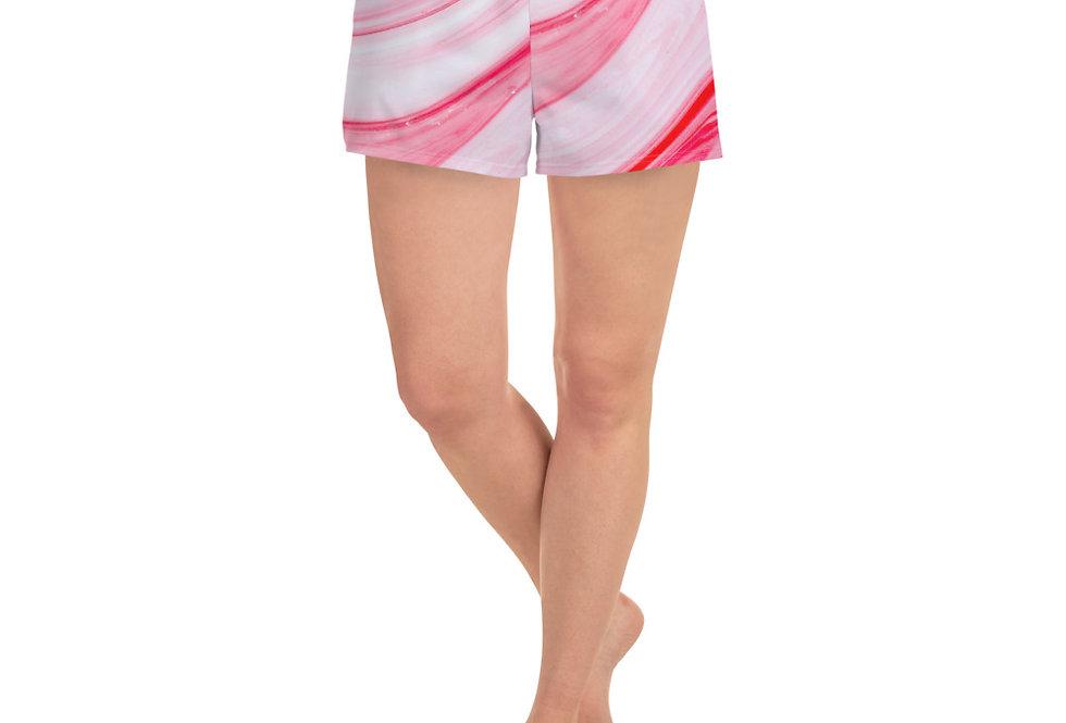 Women's Athletic Designer Shorts