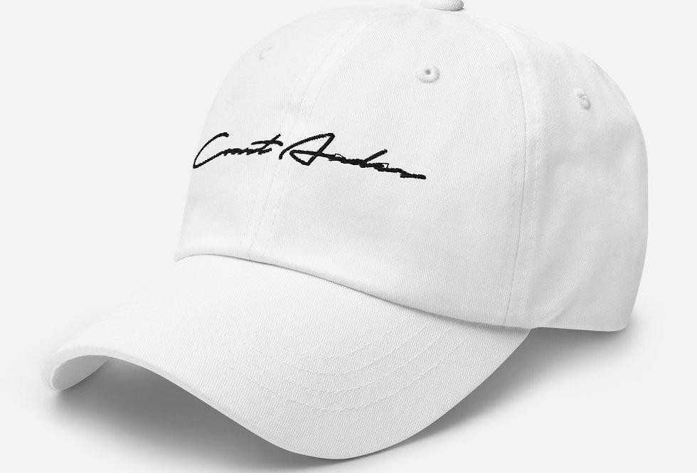 It's a Hat - A White One