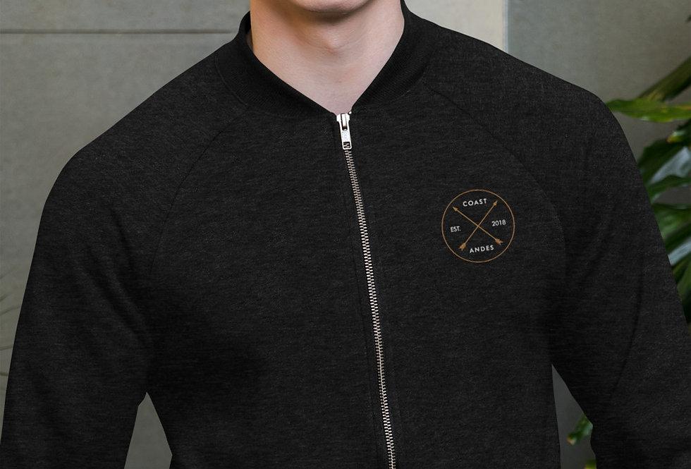 Unisex Zip-up Jacket