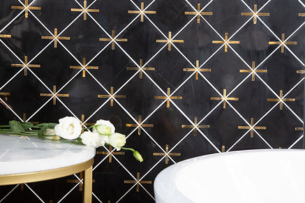 CTR-2019-May011-2A Nero Marquina-Brass (
