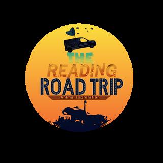 Reading Road Trip Logo Animal Exploratio