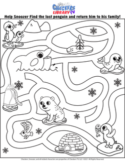 Artic maze