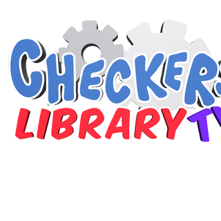 Checkers Library tv 3d logo.png