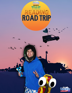 Reading Road Trip Flyer