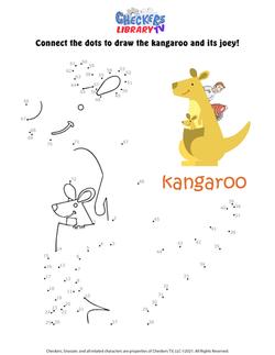 Australia Kangaroo draw