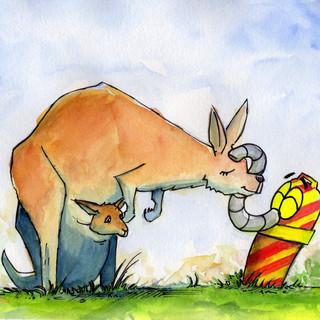 Snoozer & Kangaroo.jpg