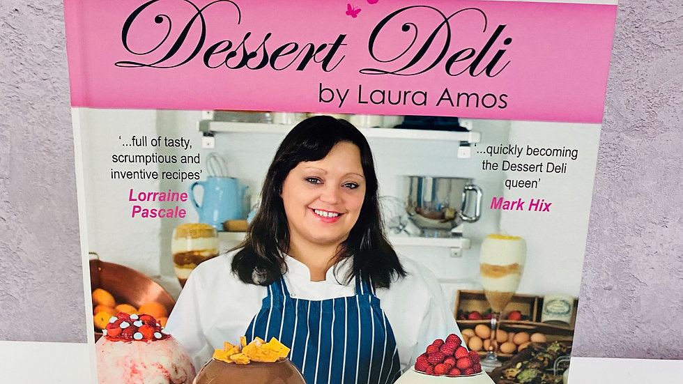 The Dessert Deli Cookbook - signed