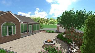 Landscape Design by TC Design & Supply
