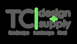 TC Design & Supply Logo Grey Text No Bac
