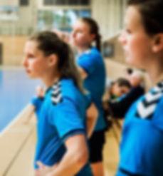 Female Handball Team