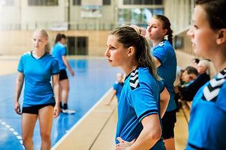 Kvindelige håndboldhold