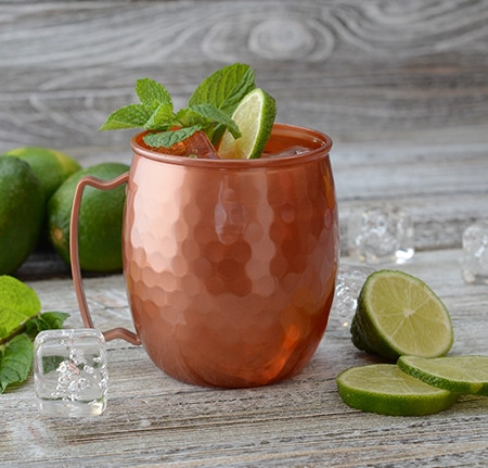 NEW from Fineline Settings: Moscow Mule Mugs and Mason Jars!