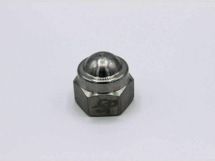 Lambretta Front Hub Dome Nut