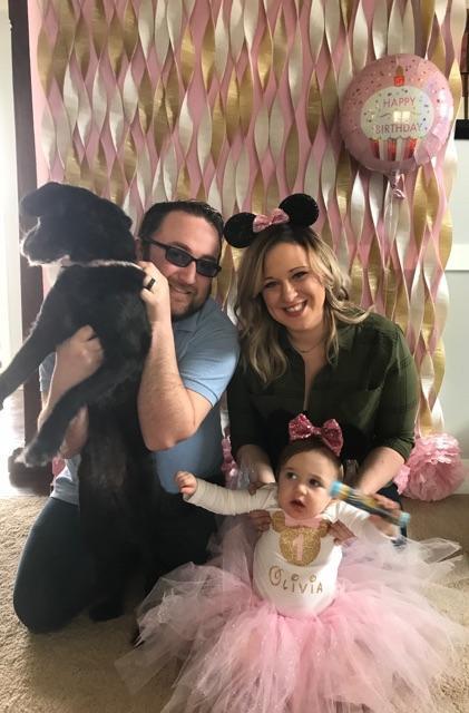 Real Life Family Photo