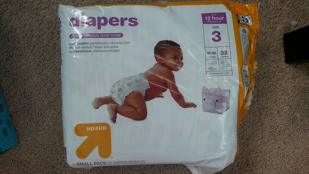 Up&Up Diapers