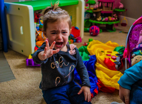 When Parenting gets Tough, Make a Game out of it